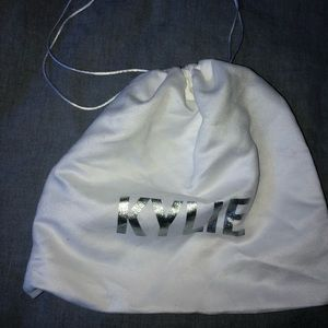 LIMITED EDITION KYLIE COSMETICS SMALL BAG